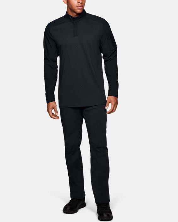 Men's UA Tactical Combat Shirt, Navy, pdpMainDesktop image number 1