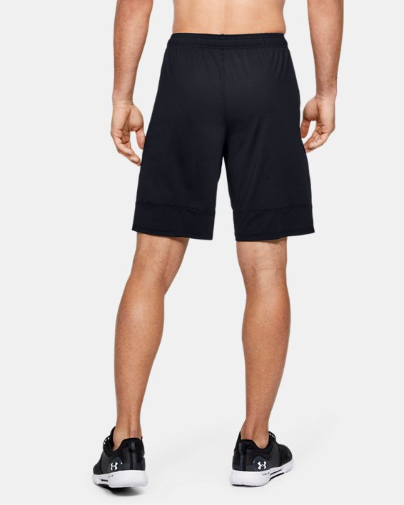 Men's UA Stretch Train Shorts, Black, pdpMainDesktop image number 2