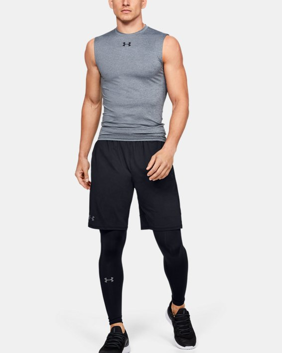Men's UA Stretch Train Shorts, Black, pdpMainDesktop image number 1