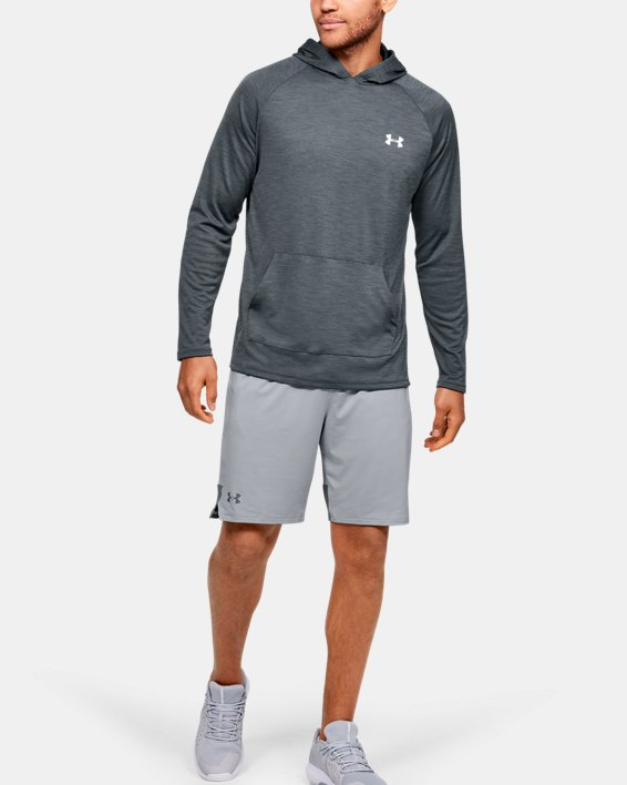 Men's UA Stretch Train Shorts, Gray, pdpMainDesktop image number 1