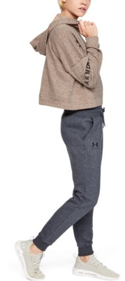Under Armour girls Rival Terry Hoodie