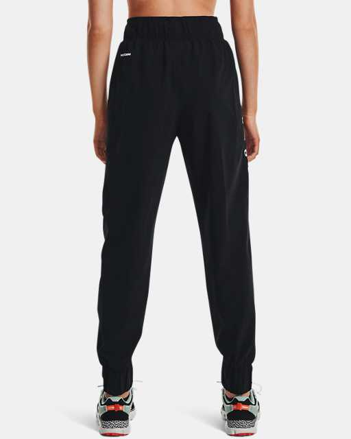 Women's UA Woven Branded Pants