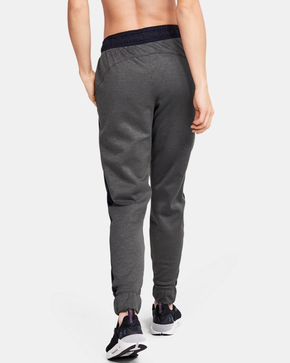 Women's UA RECOVER™ Knit Pants, Gray, pdpMainDesktop image number 2