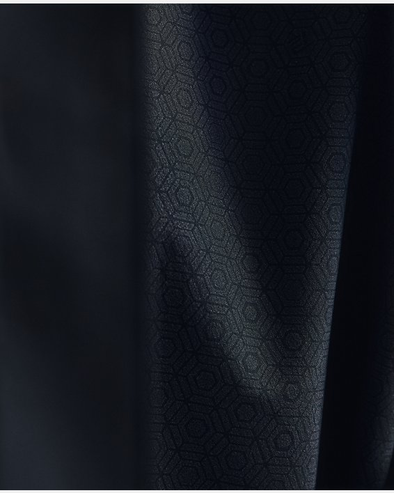 Women's UA RECOVER™ Woven Full Zip, Black, pdpMainDesktop image number 5