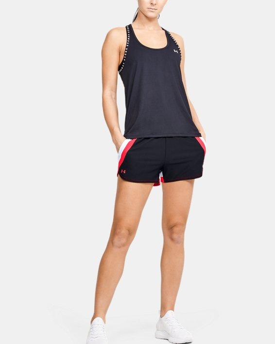 Women's UA Play Up 3.0 Shorts, Black, pdpMainDesktop image number 1