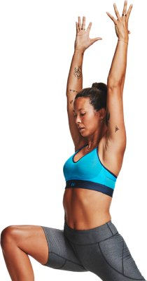Under Armour Womens Limitless Low Impact Sports Bra