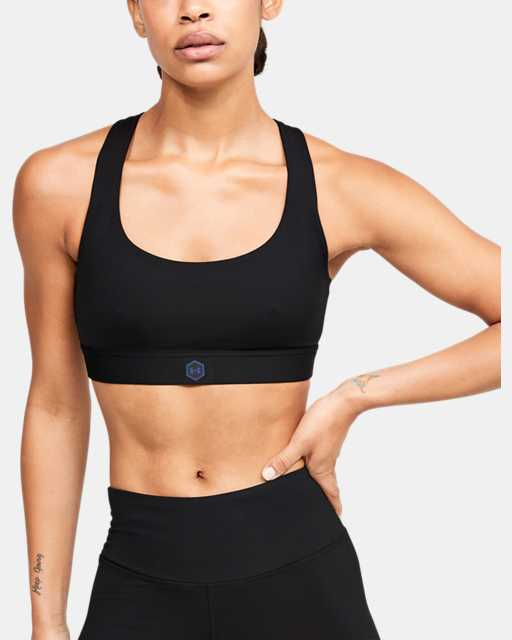 Women's UA RUSH™ Low Sports Bra