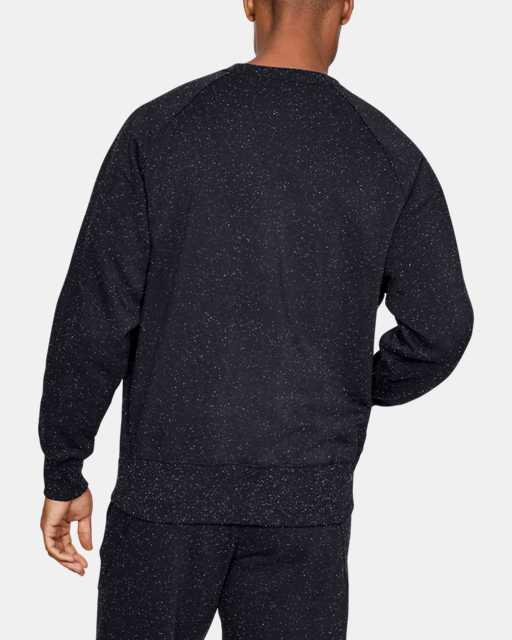 Men's UA Speckled Fleece Crew