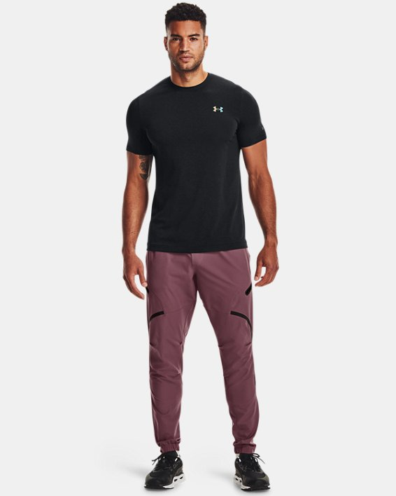Men's UA Unstoppable Cargo Pants, Purple, pdpMainDesktop image number 2