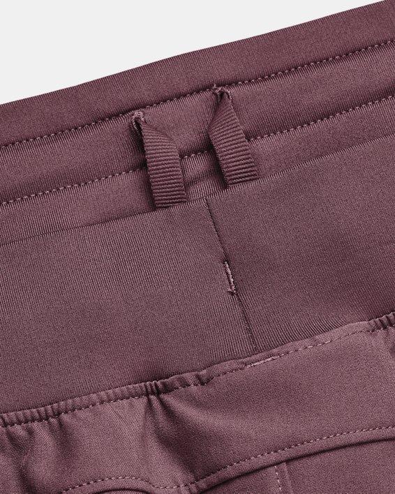 Men's UA Unstoppable Cargo Pants, Purple, pdpMainDesktop image number 4