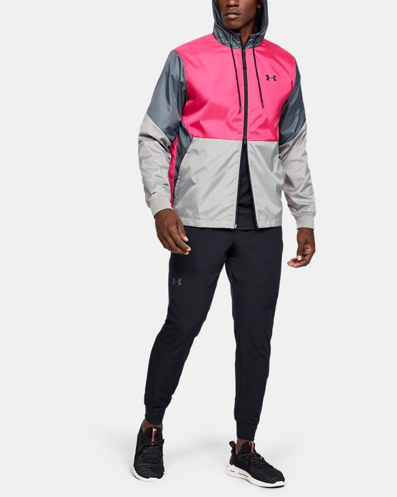 Pantalon de jogging UA Flex Woven pour homme, Black, pdpMainDesktop image number 1