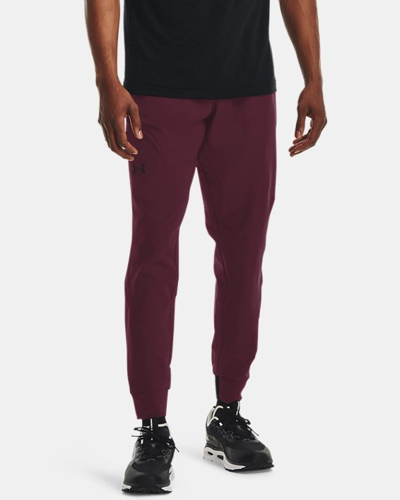 Pantalon de jogging UA Unstoppable pour homme, Red, pdpMainDesktop image number 0