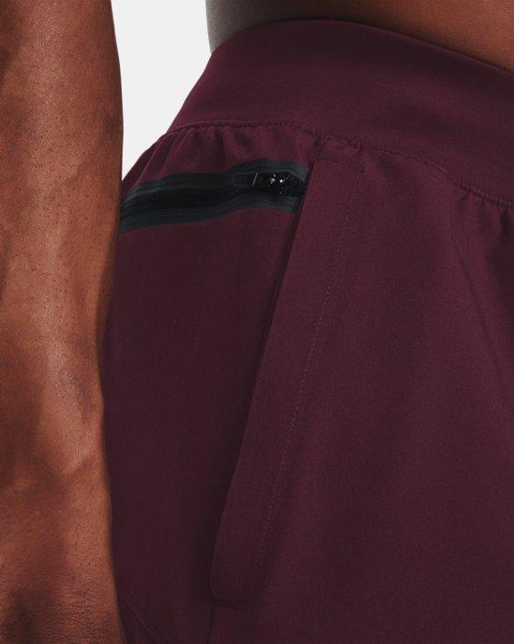 Pantalon de jogging UA Unstoppable pour homme, Red, pdpMainDesktop image number 3