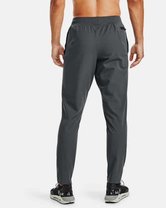Pantalón ajustado UA Unstoppable para hombre, Gray, pdpMainDesktop image number 2
