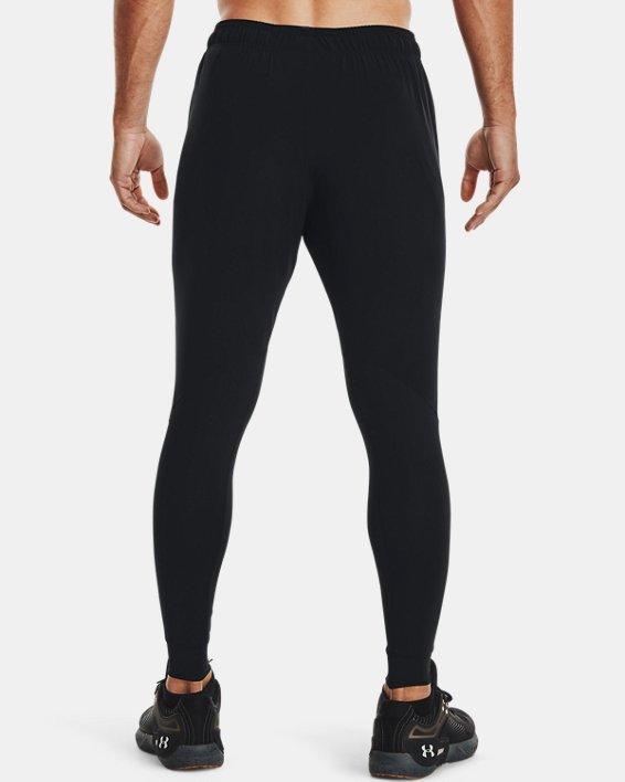 Pantalon UA Hybrid pour homme, Black, pdpMainDesktop image number 2