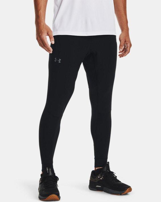 Men's UA Hybrid Pants, Black, pdpMainDesktop image number 1