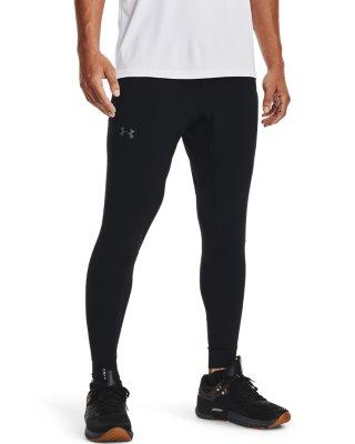 //Black 012 Medium Under Armour Mens Hybrid Performance Workout Pants Pitch Gray