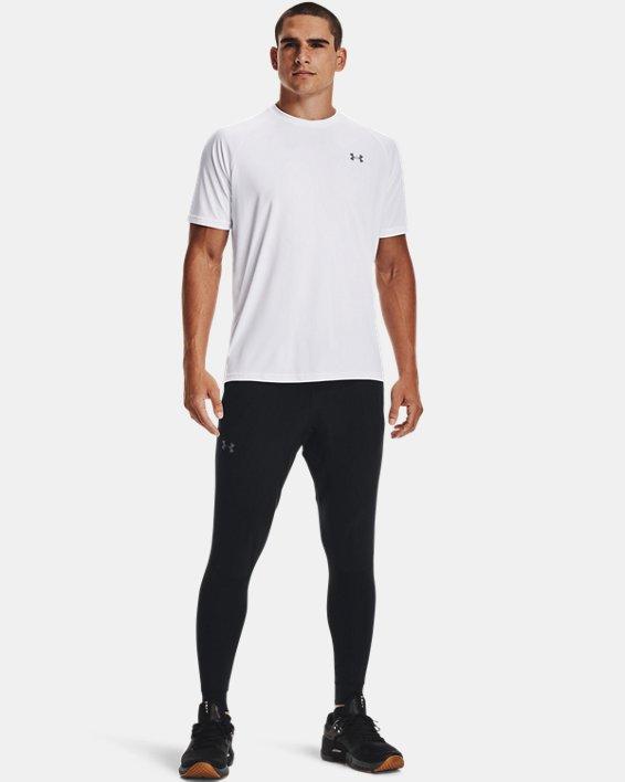 Pantalon UA Hybrid pour homme, Black, pdpMainDesktop image number 6