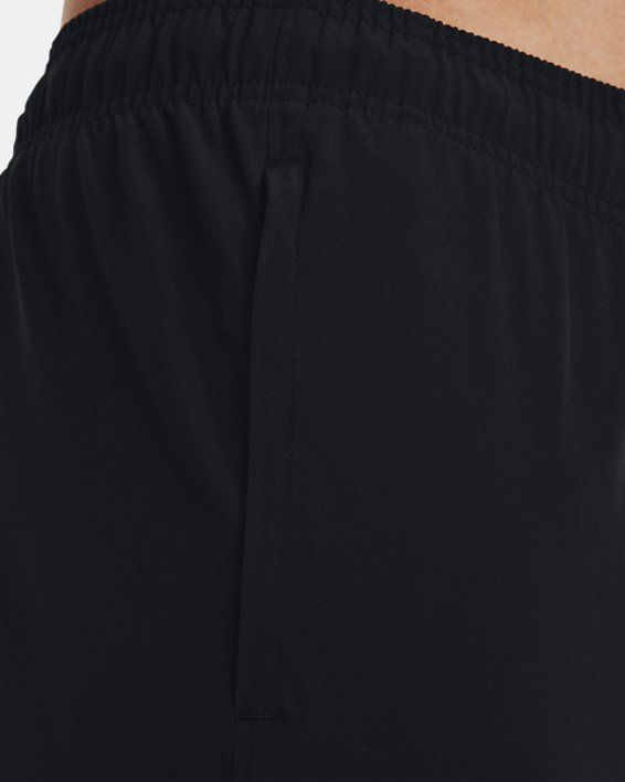 Pantalon UA Hybrid pour homme, Black, pdpMainDesktop image number 3