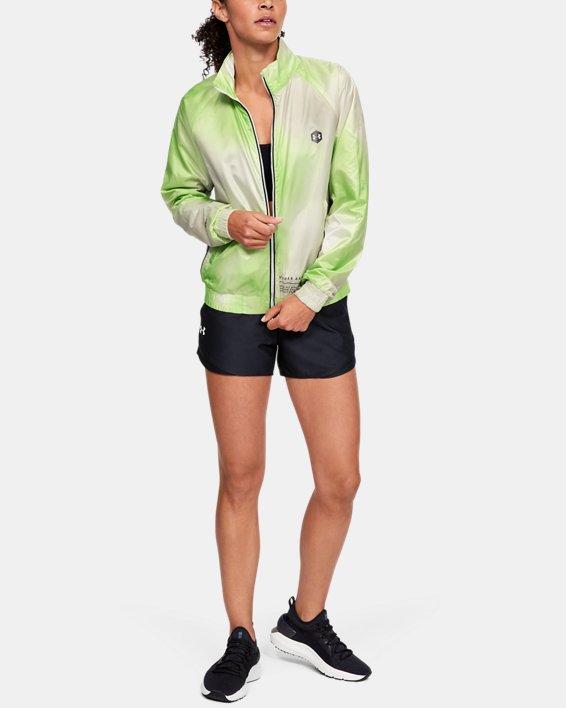 Women's UA Always On Recover Track Jacket, White, pdpMainDesktop image number 1
