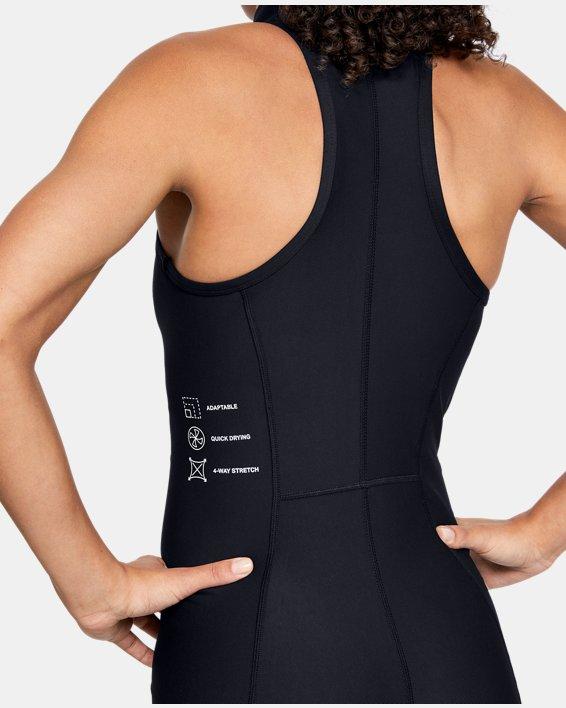 Women's UA Always On Body Suit, Black, pdpMainDesktop image number 5