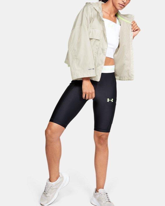 Women's UA Always On Recover Anorak Jacket, White, pdpMainDesktop image number 1