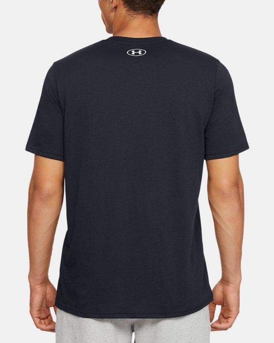 Men's UA Make All Athletes Better Short Sleeve, Black, pdpMainDesktop image number 2