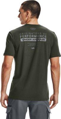 Under Armour Mens Performance Originators Short Sleeve Short Sleeve