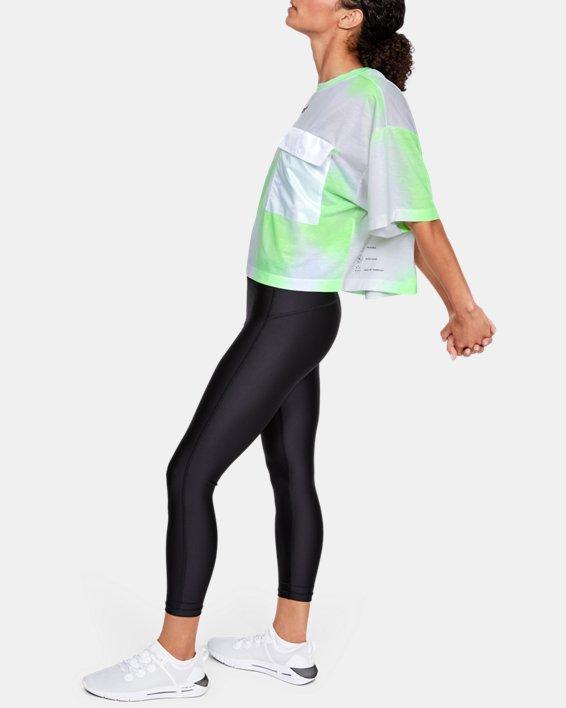 Women's UA Always On Pocket T-Shirt, White, pdpMainDesktop image number 1