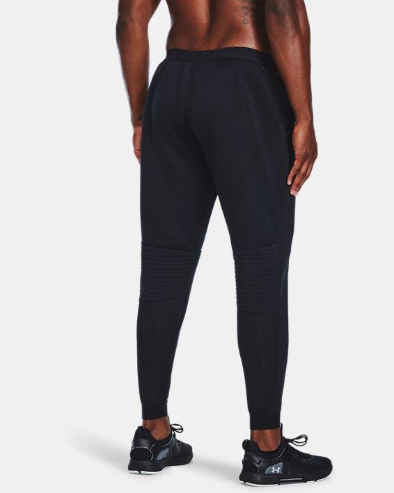Men's UA Unstoppable Move Joggers, Black, pdpMainDesktop image number 2
