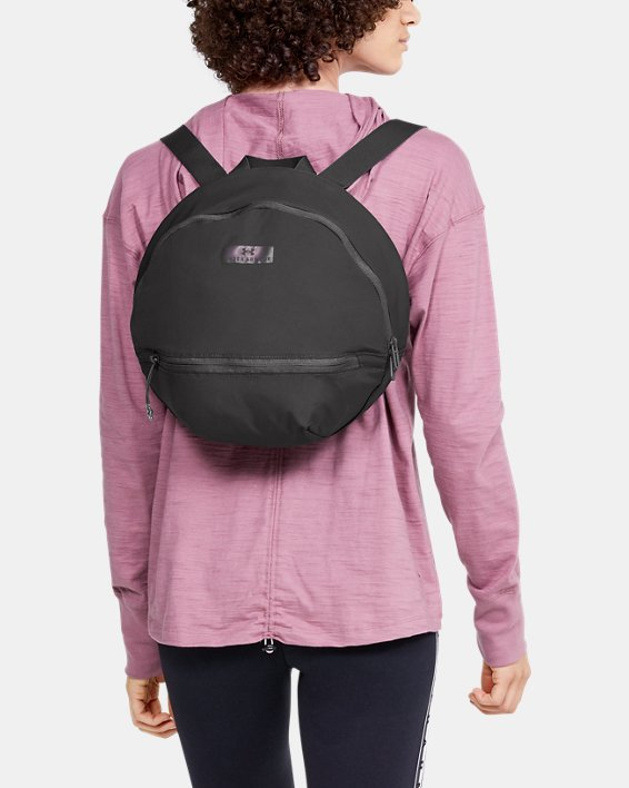 Women's UA Midi Backpack 2.0, Gray, pdpMainDesktop image number 0