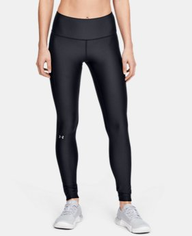 fed3e497 New Arrival Women's HeatGear® Armour Hi-Rise Leggings 2 Colors Available $45