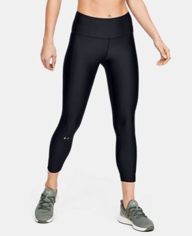 195cf7b27aee31 New Arrival Women's HeatGear® Armour High-Rise Ankle Crop 2 Colors  Available $45