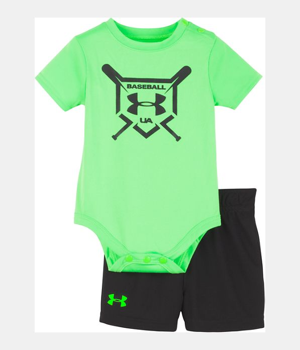 c91a4716e2 Boys' Newborn UA Baseball Squad Set
