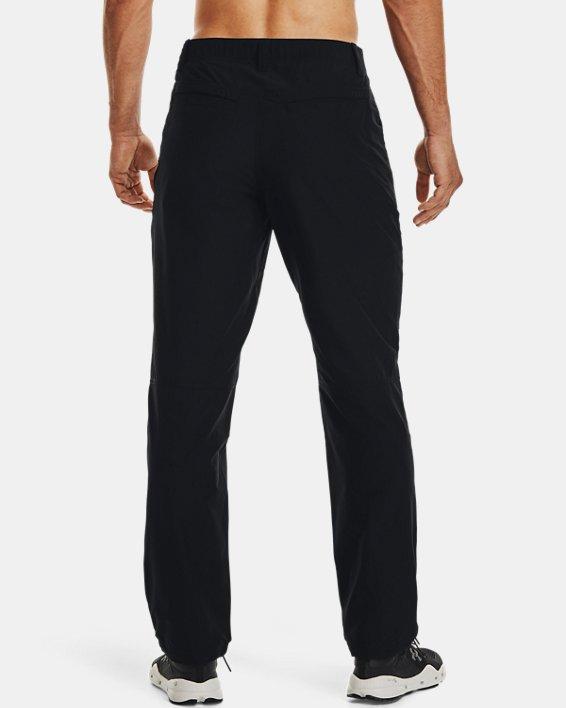 Men's UA Canyon Cargo Pants, Black, pdpMainDesktop image number 2