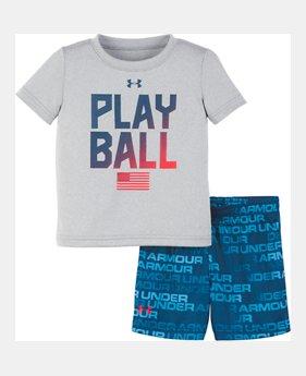 03688b198 Boys' Newborn UA Play Ball Set 1 Color Available $30