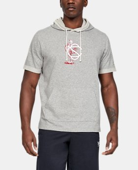 b319d5b3 Men's UA Sportstyle Terry Short Sleeve Hoodie 1 Color Available $60