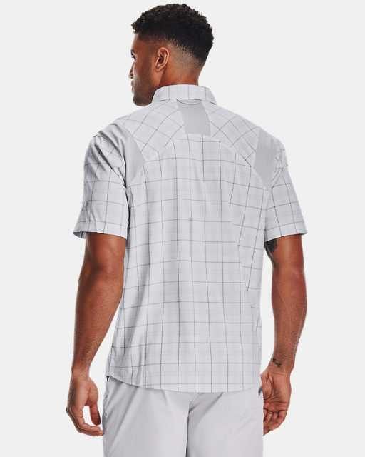 Men's UA Tide Chaser 2.0 Plaid Short Sleeve