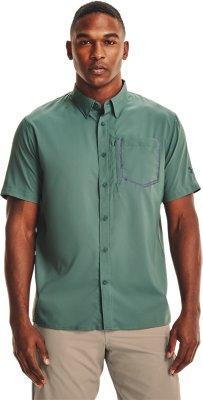 Under Armour Mens High Tide Short Sleeve T-Shirt