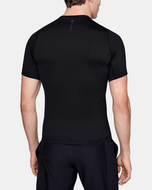 Men's UA RUSH™ HeatGear® Compression Short Sleeve