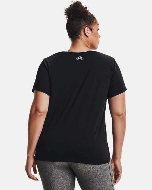 Women's UA Tech™ Short Sleeve V-Neck