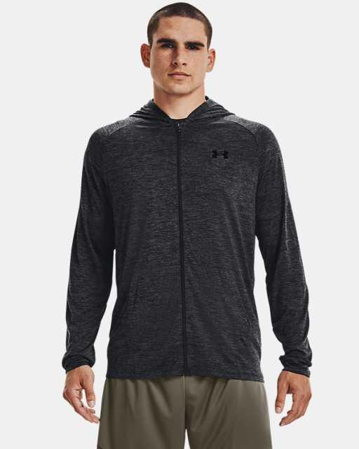 Sweat à capuche UA Tech™ 2.0 Full Zip pour homme