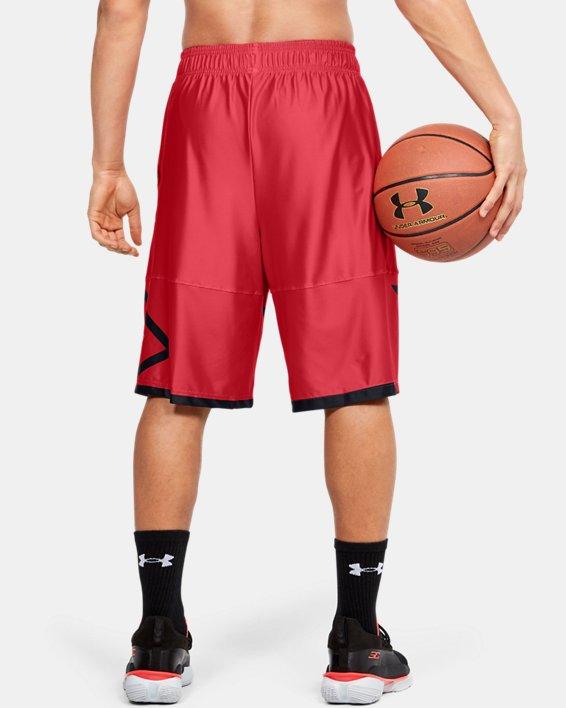 """Men's SC30™ Pick 'N Pop 11"""" Shorts, Red, pdpMainDesktop image number 2"""