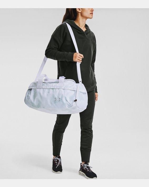 Women's UA Undeniable Signature Duffle Bag, White, pdpMainDesktop image number 0
