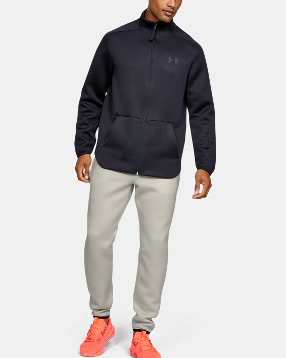 Men's UA /MOVE Pants, White, pdpMainDesktop image number 1