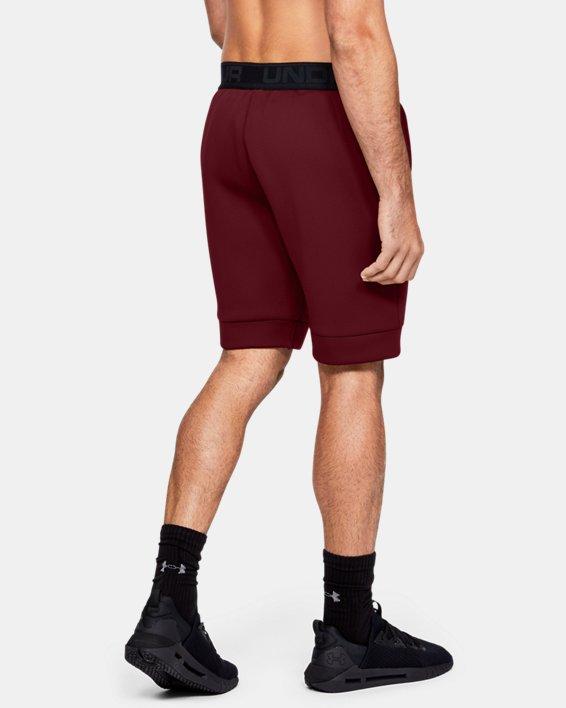 Men's UA /MOVE Shorts, Red, pdpMainDesktop image number 2