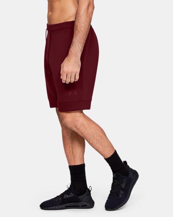 Men's UA /MOVE Shorts, Red, pdpMainDesktop image number 3