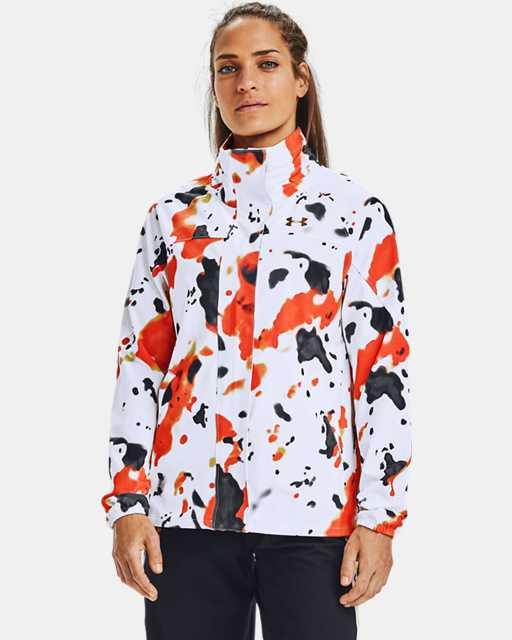 Women's UA RECOVER™ Woven Upstream Camo Jacket