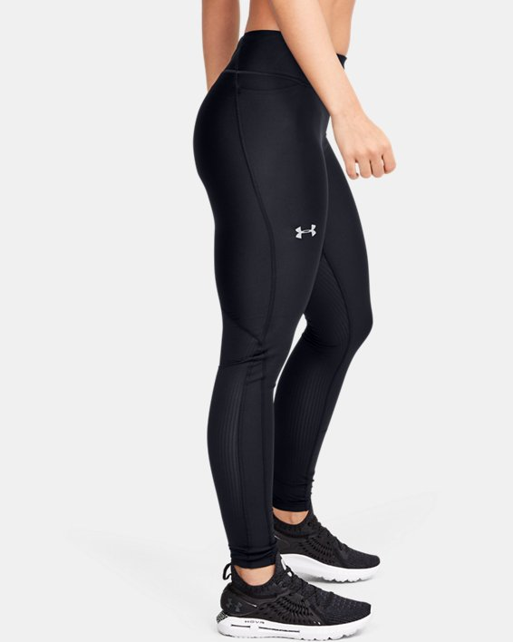 Women's UA Mileage Leggings, Black, pdpMainDesktop image number 0