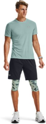 Under Armour mens Launch Sw 2-in-1 Long Shorts